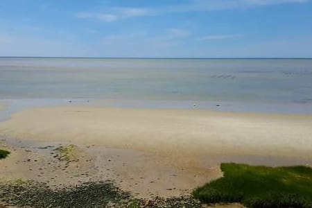 Spectacular Beach Front Home on Cape Cod Bay - 布魯斯特(Brewster)