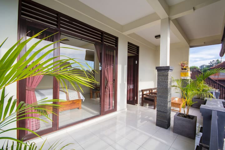 SPECIAL RATE ! Kaji Homestay In Ubud Central