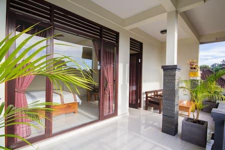 Best price &  stay healthy in kaji homestay ubud