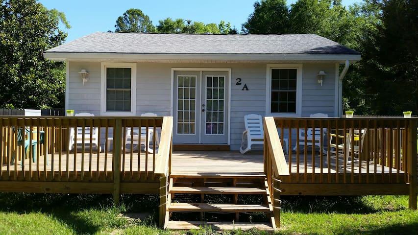 The Pontoon Cottage