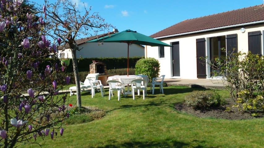 Maison avec jardin proche de la mer - La Bernerie-en-Retz - Dom