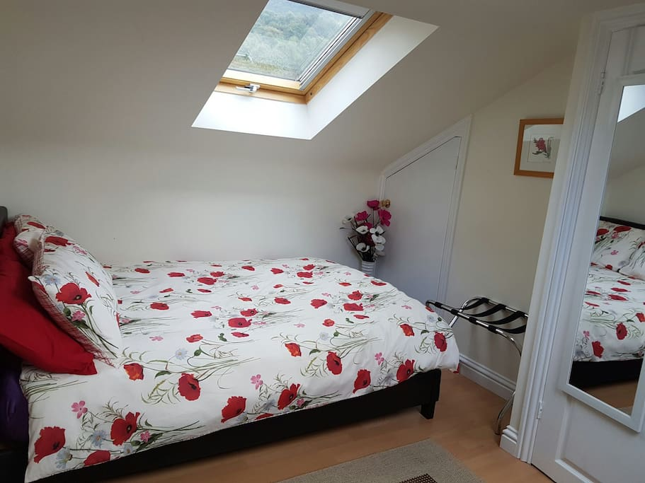Family Room Double Bed with ensuite.
