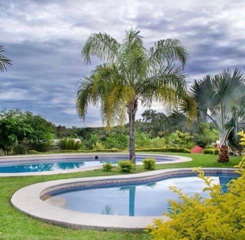 Casa Rancho Ixtla Las Palmas