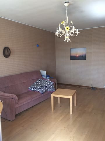 Near action in the city charming fl - Kristianstad - Apartament