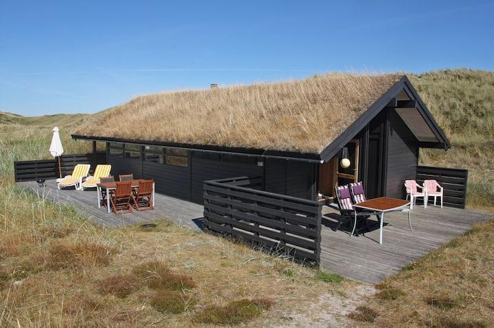 Sommerhus i Kandestederne yderst i klitterne