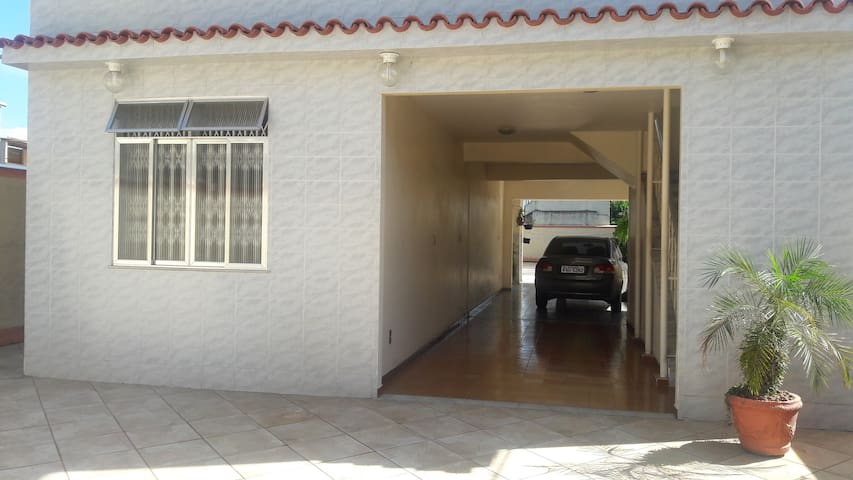 Casa 1 quarto perto Complexo Olímpico de Deodoro - Rio de Janeiro - Casa