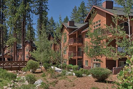 S Lake Tahoe Timeshare Rental - Zephyr Cove-Round Hill Village - Pis