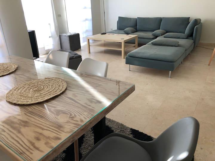 Spacious apartment in Abu Tig marina, El Gouna