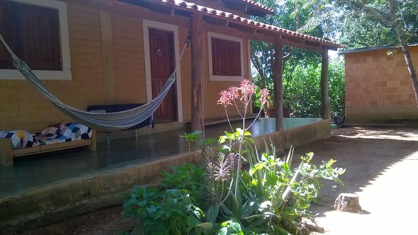 Casa em Cavalcante-GO, Chapada dos Veadeiros - Cavalcante - Haus