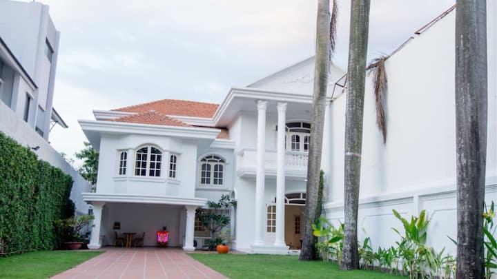 Min House - Villa Thao Dien