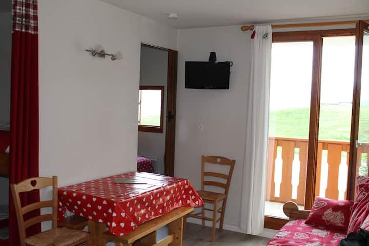 Appartement 4-5 personnes La Toussuire
