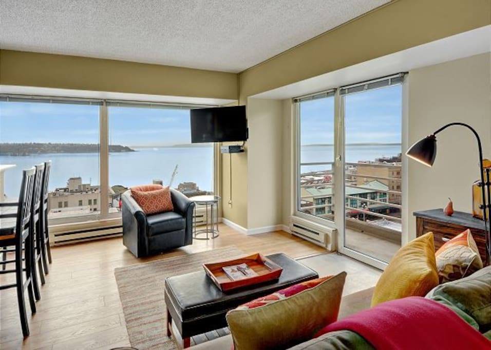 Panoramic sound views are the centerpiece of the Soundview Suite!