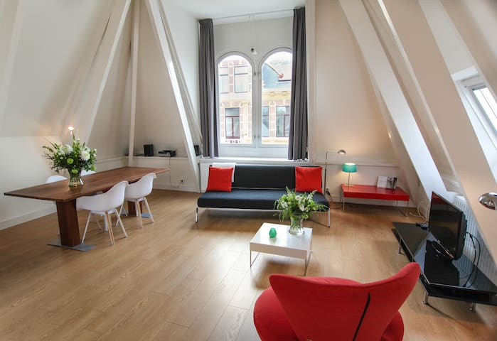 Loft 6 fully equipped penthouse