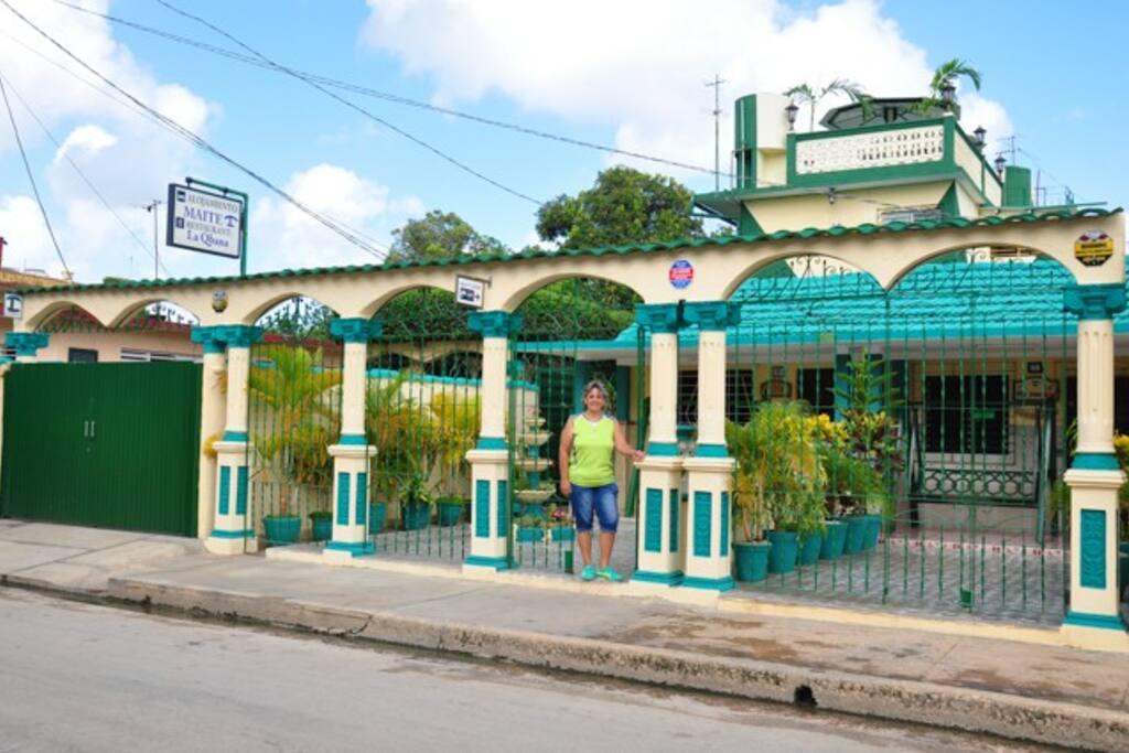 Alojamiento Maite B&B.Moron.Cuba