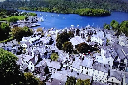Cosy one bedroom apartment in heart of Bowness - Bowness-on-Windermere - 公寓
