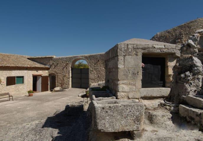 Antica masseria del 700 - Palazzolo Acreide - Villa