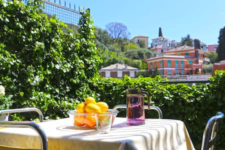 Dahlia - Terrace and parking - Rapallo - Appartamento