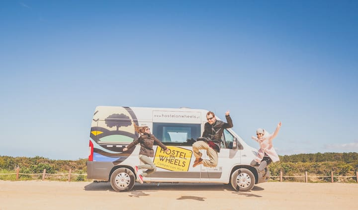 Hostel on Wheels - Campervan Holidays