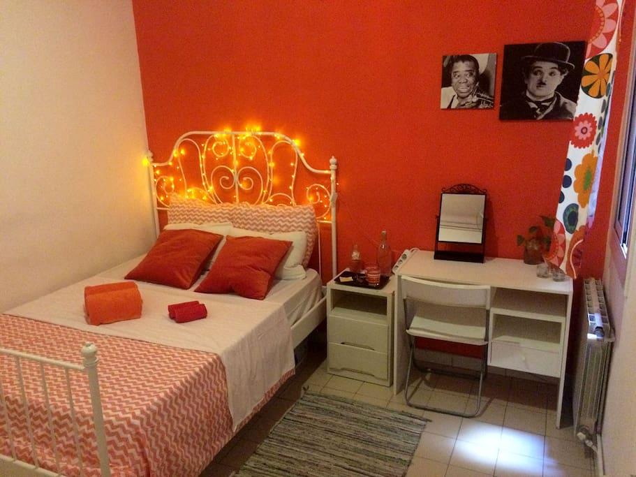 bed room / habitación