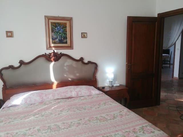 B&B villa tea Monferrato, (Camera Orchidea)