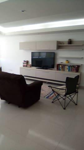 Bello apartamento en la playa caribeña