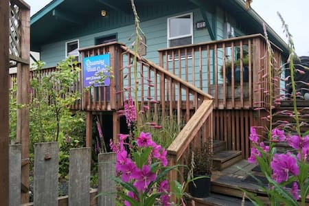 Downtown Sitka Dreaming Bear Suites - Sitka