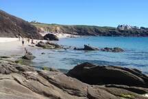 Les plages ...