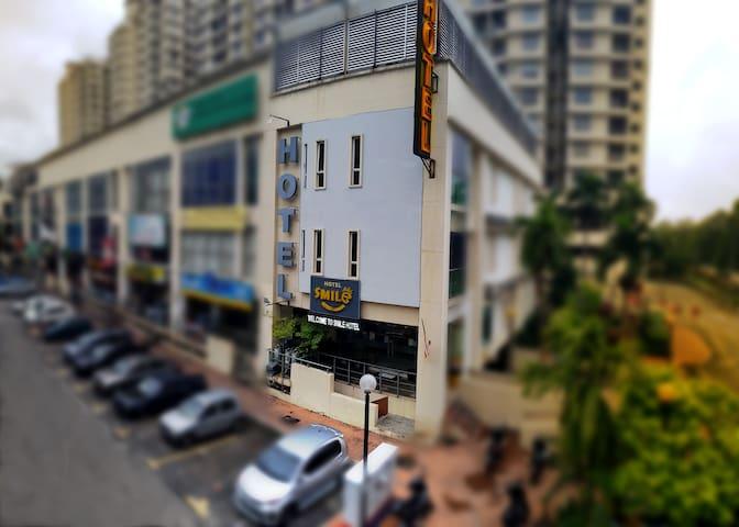 Smile Hotel Cheras Pudu KL@ KL Family Hotel Stay