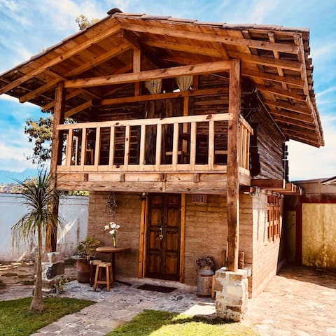Xamikal - Cabaña de adobe