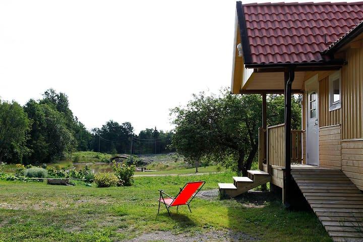 Torpställe m liten sjö - Torsås S - Dom