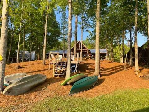 Daine Lodge @ Lake Martin-waterfront/kayaks incl