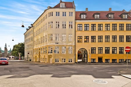 120 sqm luxury in central Copenhagen, all is new. - 哥本哈根 - 公寓