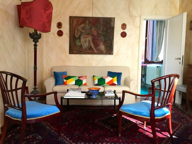 10 Minutes to Rialto Bridge-Ca'Ranieri Zeno - Venezia - Apartment