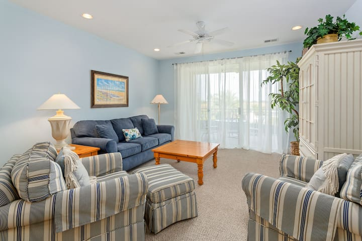 Windward Point # 109 - Located in Sea Palms on St Simons Island