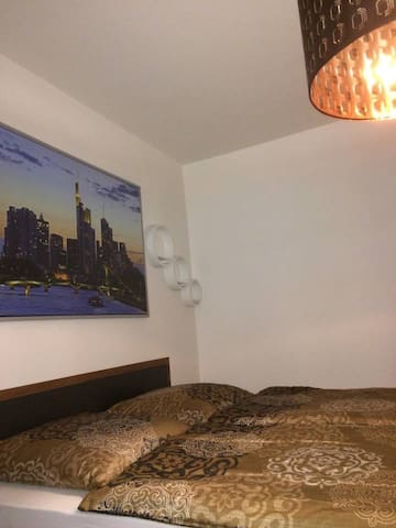 DELUX-Room in Offenbach-Frankfurt