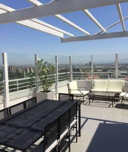 Studio, impecable Santiago - Appartement
