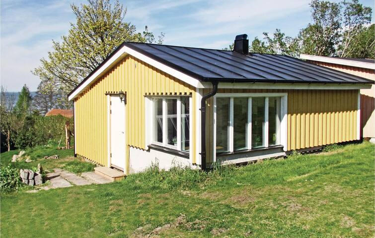 Holiday cottage with 1 room on 40 m² in Vingåker