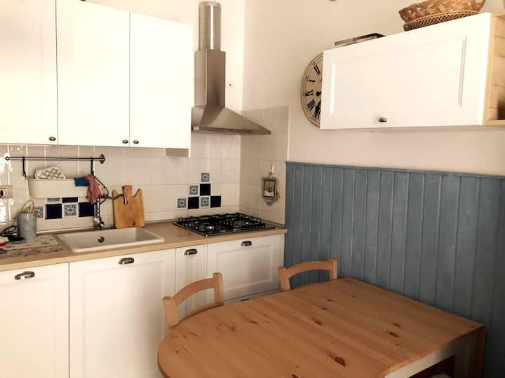 Appartamento curato con giardino SCELTA TOP!