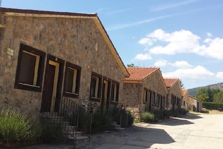 Apartamento 2-3 personas en Sierra Norte Madrid - San Mamés - Appartement