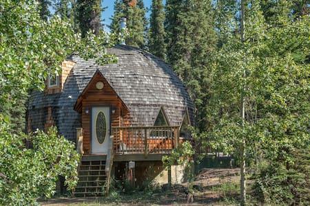 Aurora Sun Cottage - 45 mins South of Whitehorse