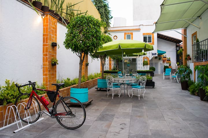 Superb House Near Condesa & WTC for 11 - 16 guests - Mexico City - House