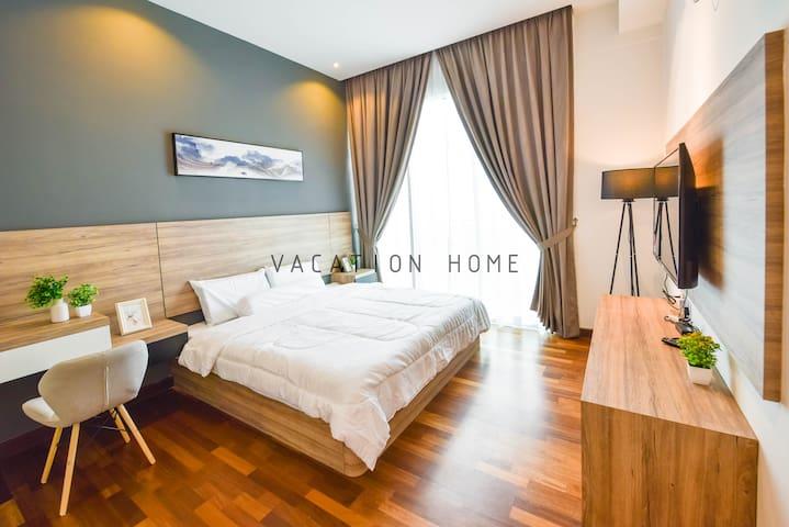Great Deal Sea View Luxury Studio [FREE-WiFi]