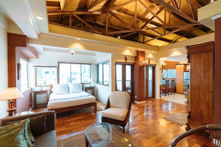 Spectacular 1 Bdr Penthouse! Poblacion – Netflix