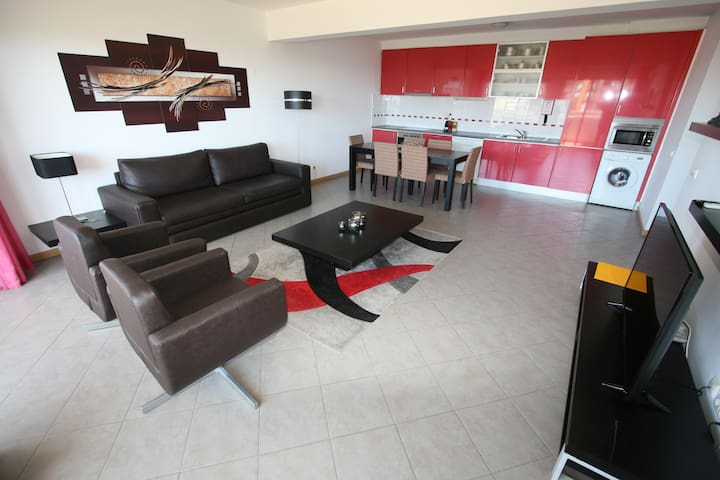 Ocean Dreams Apartment at Oceano Atlantico