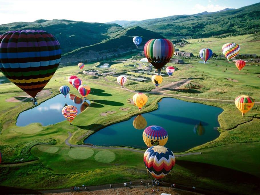 Temecula Ballon Festival