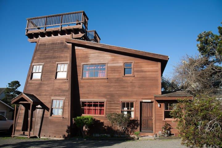 Redwood Tower