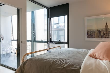 Cosy apartment in Collingwood - Collingwood - Apartment