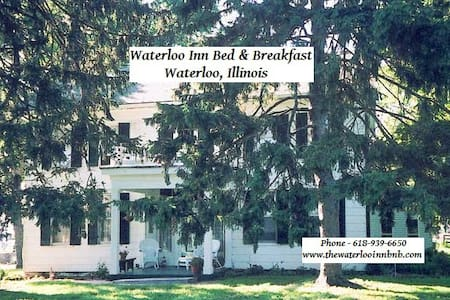 Waterloo Inn B & B - Pearl's Room - Waterloo - Bed & Breakfast
