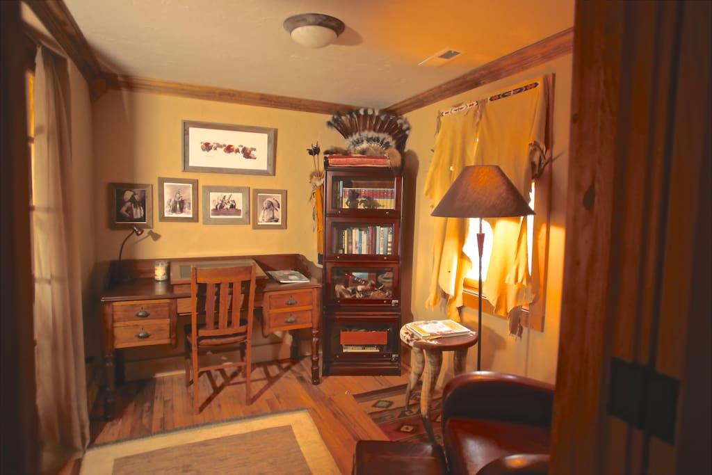 Night Hawk Sitting Room