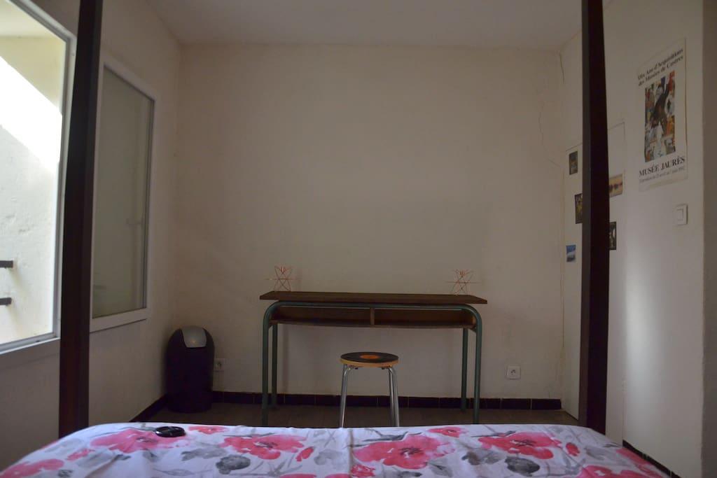 Chambre 1 (vue 2)